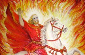 Ярило, значение и сила символов бога солнца
