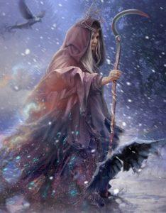 образ богини смерти