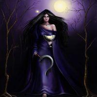 Мара - богиня смерти в словянской мифологии
