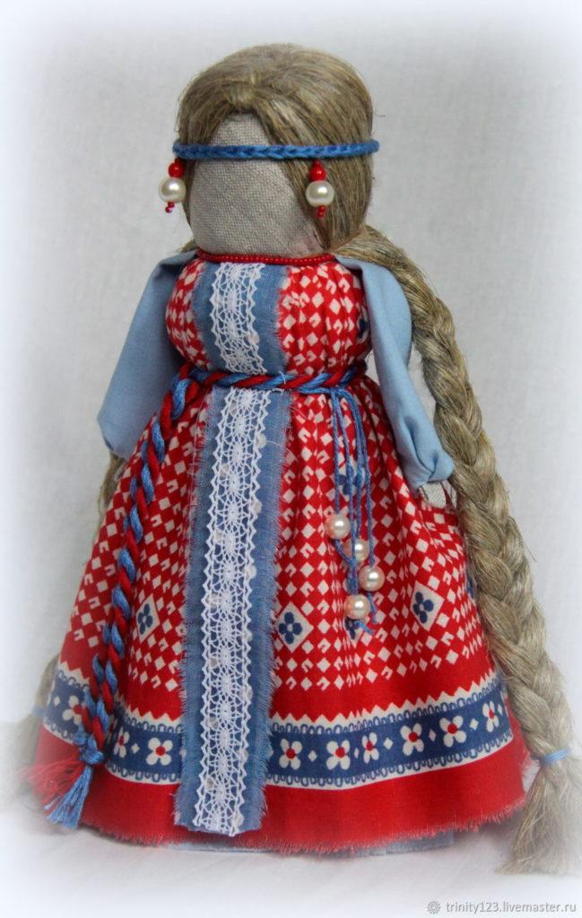 кукла оберг славянская богиня лада