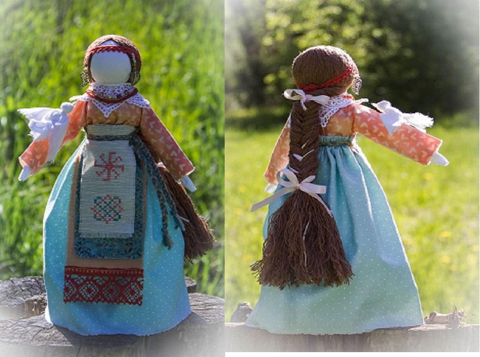 кукла оберег лада
