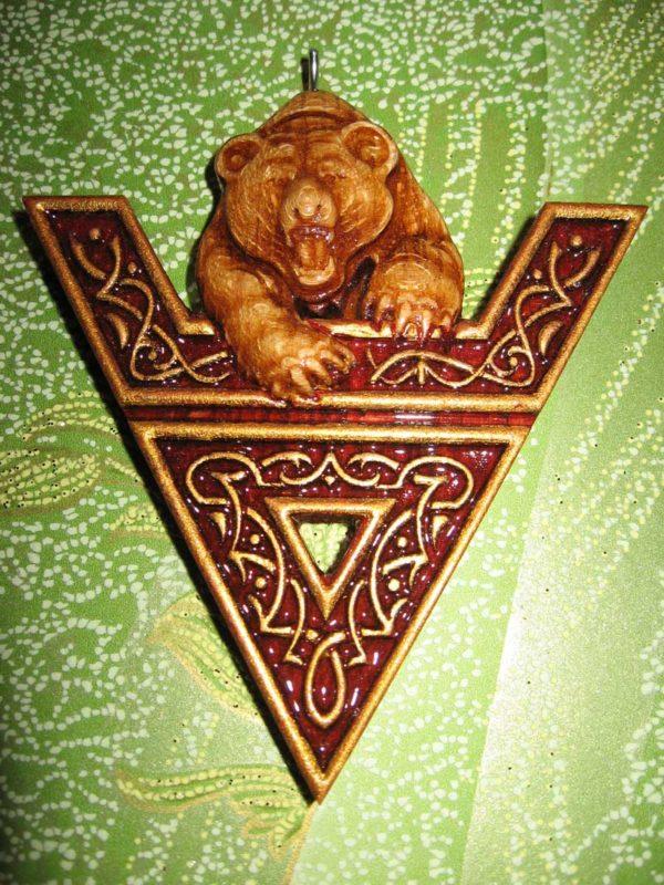 Бог Велес в славянской мифологии.