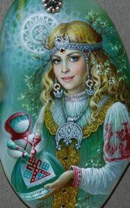 Рожаница: значение древнеславянского символа