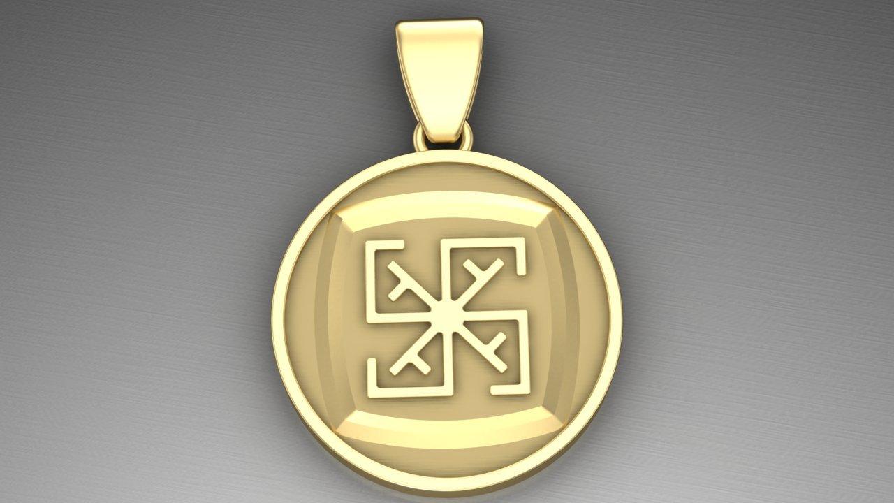 Квадрат Сварога значение древнего славянского символа