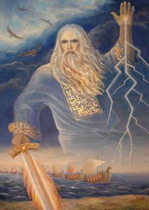 бог покровитель княжьего рода