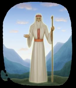 бог света - Белобог