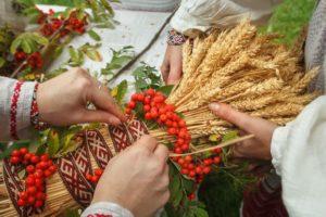 праздник осеннего равноденствия - бога Авсеня
