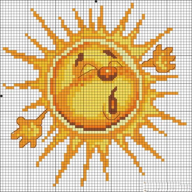 солнце - оберег дляя ребенка