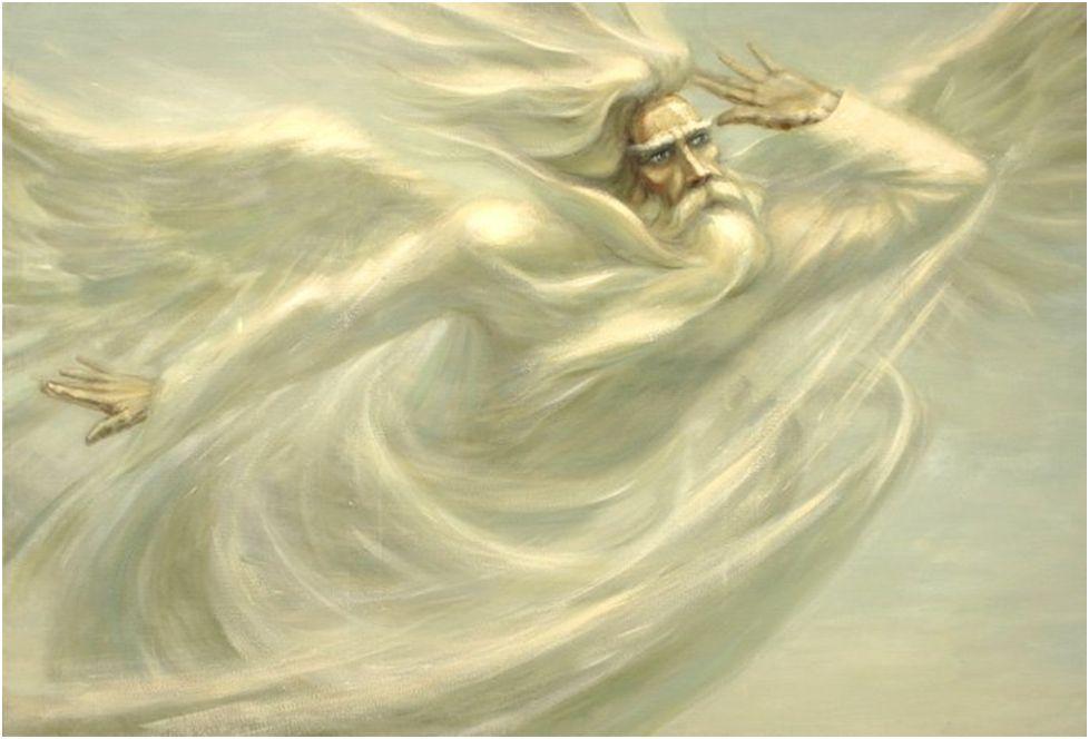 Бог ветра в славянской мифологии – Стрибог – 194
