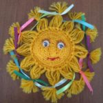 солнце в качестве оберега детей