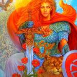 Додола богиня охоты