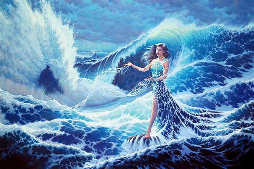 Славянские боги воды