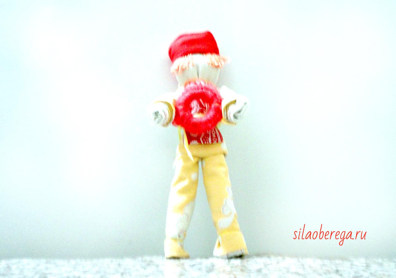 кукла спиридон-солнцеворот