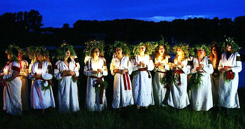 Леля — славянская богиня весны и девичьей любви