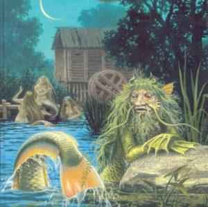 Бог воды у славян