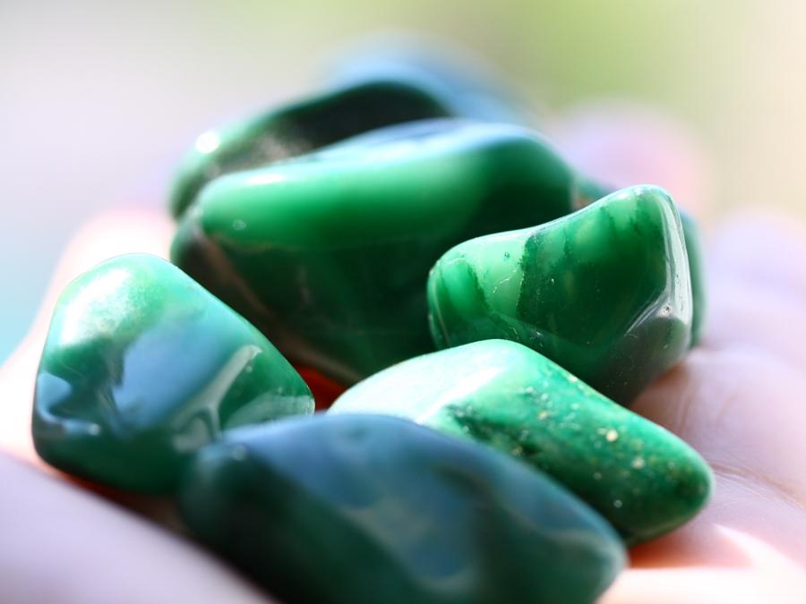 Нефрит — магические свойства камня