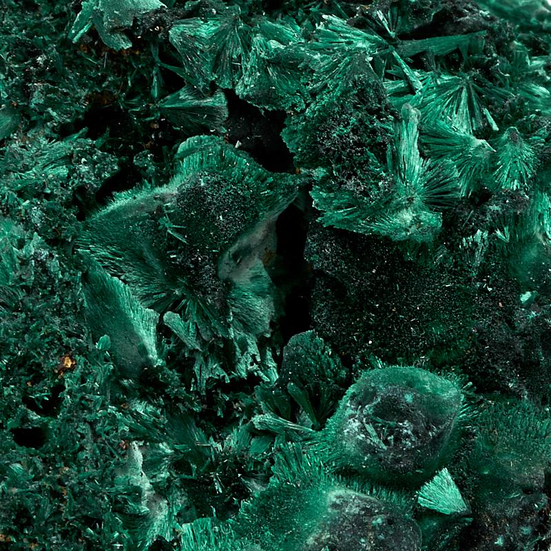Малахит, свойства камня