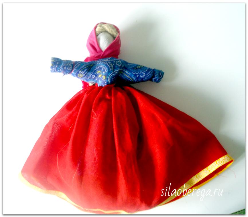 Кукла-оберег масленица значение и мастер класс – 30