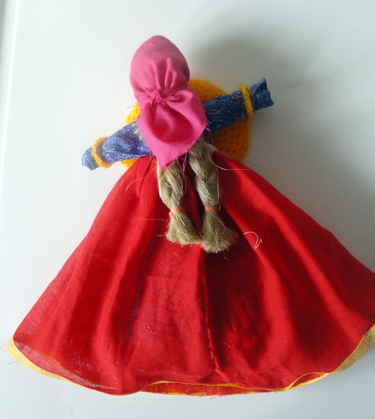 Кукла-оберег масленица значение и мастер класс – 34