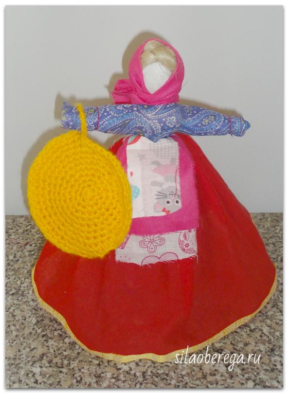 Кукла-оберег масленица значение и мастер класс – 38