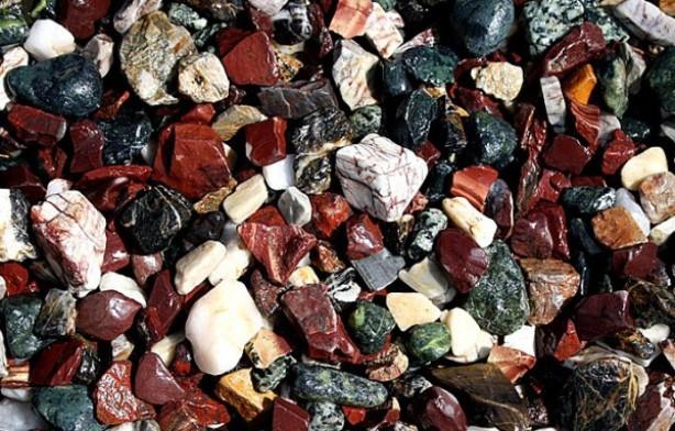 разноцветие кремния