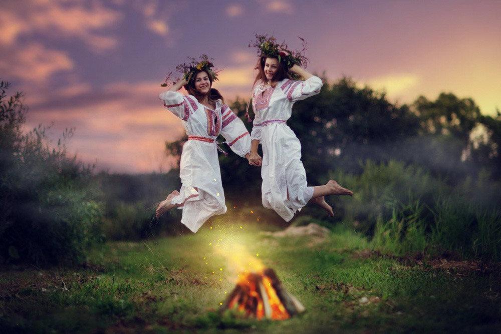 Славянские праздники июня – 1