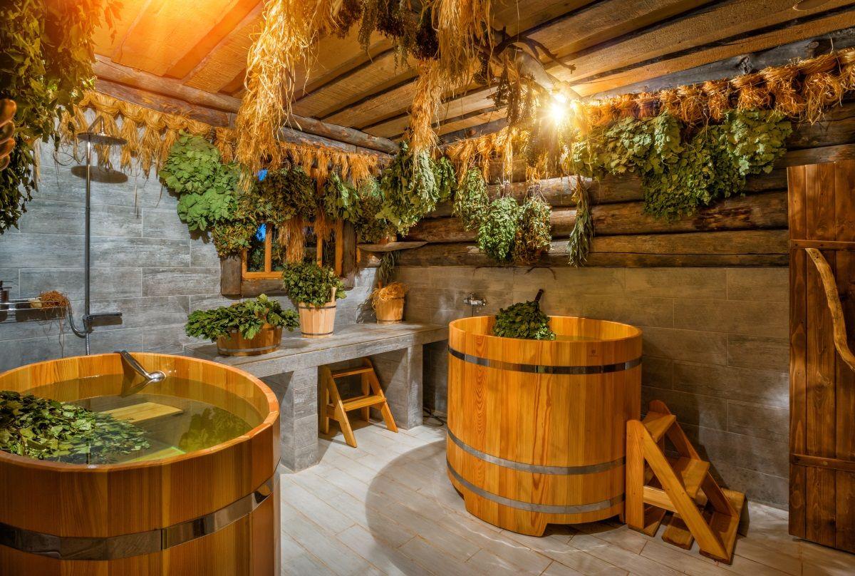 травы и баня на страже здоровья