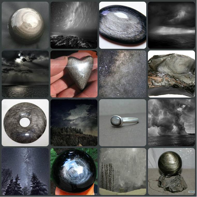 Камень обсидиан, магические и лечебные свойства «ногтя сатаны»