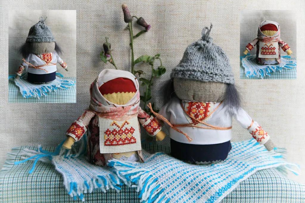 Народные куклы сентября, какие обереги создаем осенью