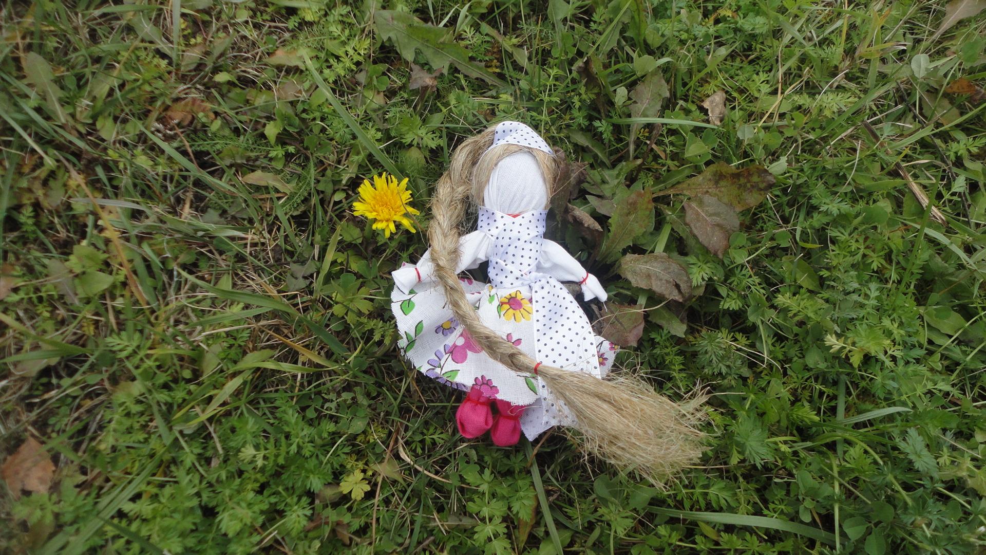 особенности куклы счастье