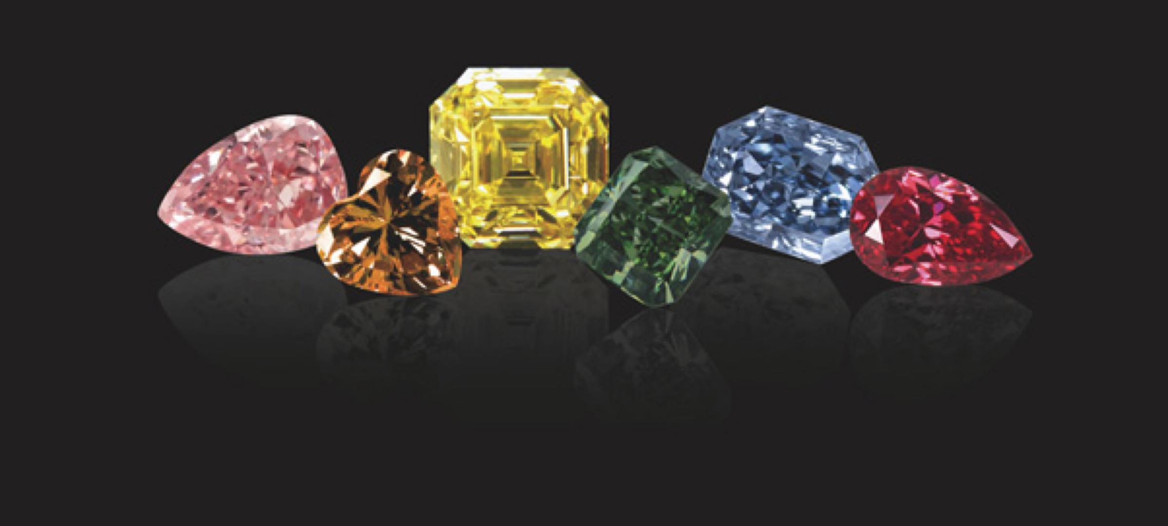 разновидности алмаза