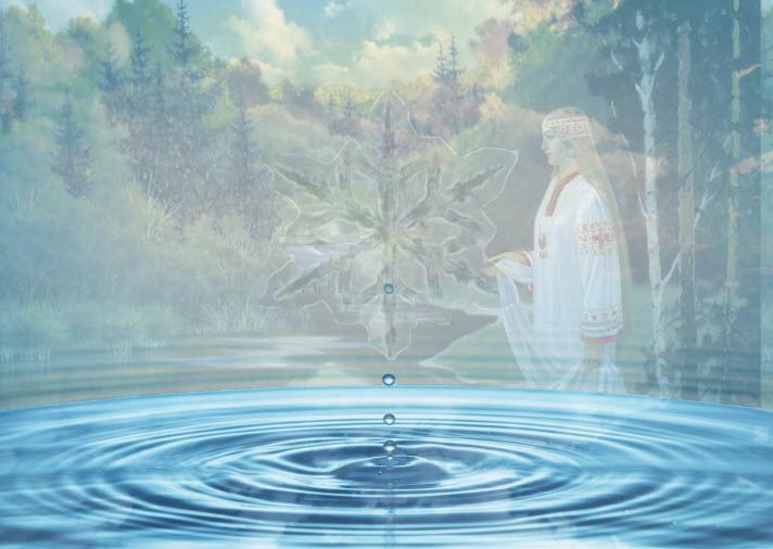 крещение у славян