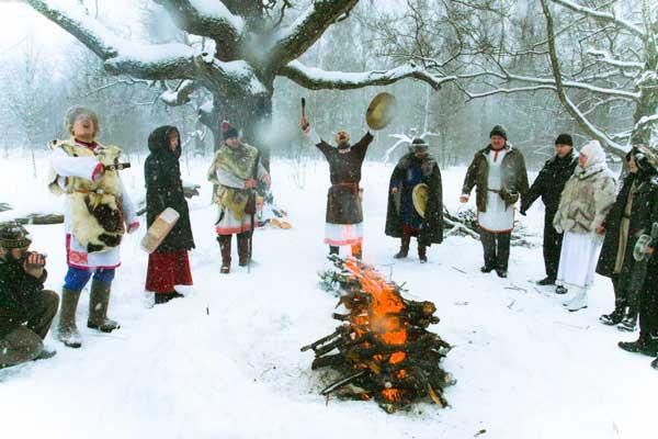 Велес зимний в наши дни