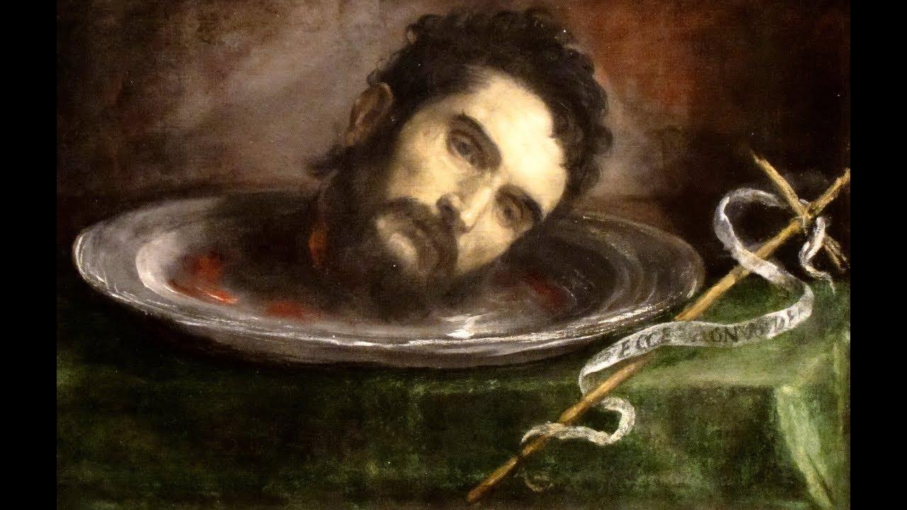 11 сентября — начало бабьего лета и день памяти Иоана Предтечи (Крестителя)