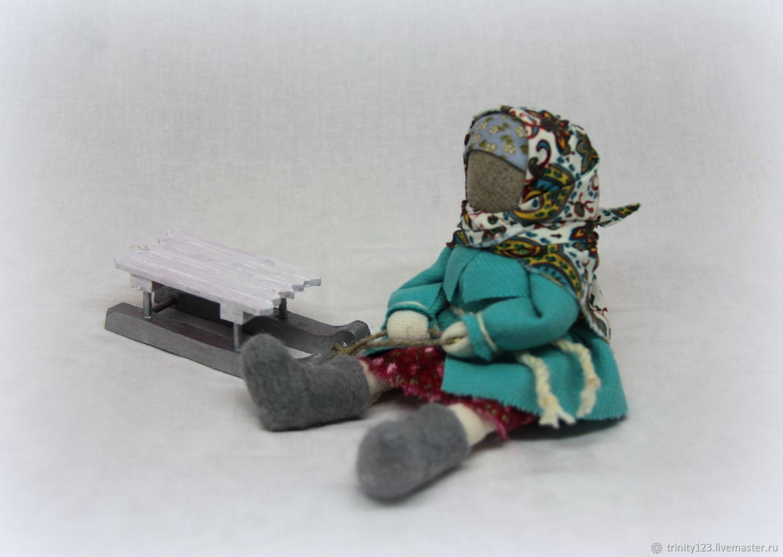 кукла санница