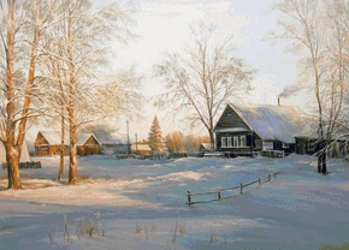 25 ноября Иван Снежный (милостливый), приметы и традиции дня – 209